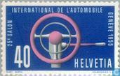 Postzegels - Zwitserland [CHE] - Autosalon Genève