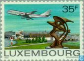 Briefmarken - Luxemburg - Aviation