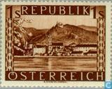 Briefmarken - Österreich [AUT] - Landschaften