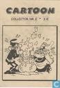 Bandes dessinées - Cartoon Collector (tijdschrift) - Striptekenaars en hun verborgenheden 2
