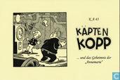 """Comic Books - Kappie [Toonder] - Käpten Kopp ...und das Geheimnis der """"Annemarie"""""""