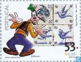 Postage Stamps - Portugal [PRT] - Disney, Walt