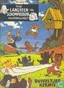Comics - Langteen en Schommelbuik - Duiveltjeskermis