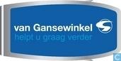 Marque page - Van Gansewinkel - Van Gansewinkel helpt u graag verder