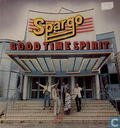 Disques vinyl et CD - Spargo - Good Time Spirit