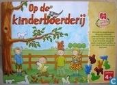 Board games - Op de kinderboerderij - Op de kinderboerderij  (De spelende olifant)