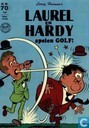 Comic Books - Laurel and Hardy - een spelletje golf