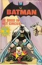 Comic Books - Batman - De dood in het circus!