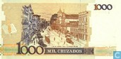 Billets de banque - Banco Central do Brasil - Brésil 1 cruzados Novo
