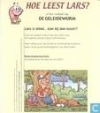 Bandes dessinées - Lars - Hoe leest Lars?