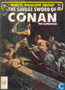Comic Books - Conan - The Savage Sword of Conan the Barbarian 71