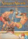 Comic Books - Skipper Skræk (tijdschrift) (Deens) - 1955 nummer 44
