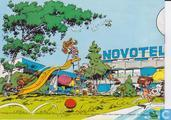 Comics - Gaston - Novotel