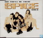 Disques vinyl et CD - Spice Girls - Say you'll be there