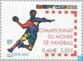 Postzegels - Frankrijk [FRA] - WK handbal