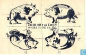 Livres - Guerre - Zoek het 5de zwijn