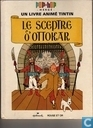 Strips - Kuifje - Le sceptre d'Ottokar