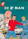 Comics - Michel Vaillant - De 8e man