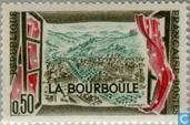 Postzegels - Frankrijk [FRA] - La Bourboule