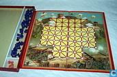 Board games - Siege game - Belegeringsspel