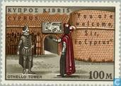 Postage Stamps - Cyprus [CYP] - 400th birthday William Shakespeare