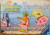 Board games - Barricade - Spongebob Squarepants Barricade