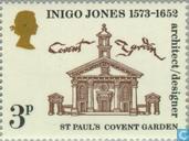 Jones, Inigo 400 années