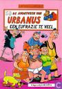Bandes dessinées - Urbanus [Linthout] - Een Eufrazie te veel