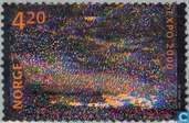 Briefmarken - Norwegen - 420 Black