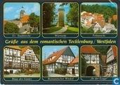 Grüsse aus dem romantischen Tecklenburg / Westfalen