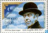 Briefmarken - Belgien [BEL] - Magritte, Rene