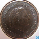 Coins - the Netherlands - Netherlands 1 cent 1955