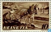 Postage Stamps - Switzerland [CHE] - National community development