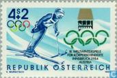 Postage Stamps - Austria [AUT] - Winter Olympics disabled