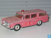 Nash Rambler Fire Chief
