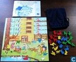 Spellen - Op de kinderboerderij - Op de kinderboerderij  (De spelende olifant)