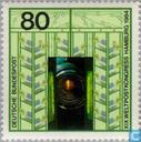 Postage Stamps - Germany, Federal Republic [DEU] - Universal Postal Congress Hamburg