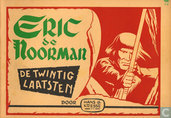 Comic Books - Eric the Norseman - De Twintig Laatsten