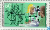 Timbres-poste - Allemagne, République fédérale [DEU] - Artisans