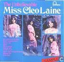 Platen en CD's - Laine, Cleo - The Unbelievable Miss Cleo Laine