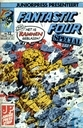 Comic Books - Fantastic  Four - de monstermaker