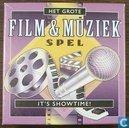 Brettspiele - Film en muziek spel - Het Grote Film en Muziek Spel