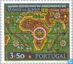 Briefmarken - Portugal [PRT] - Gama, Vasco da 500j