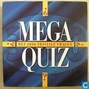Mega Quiz - met 3000 triviale vragen