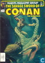 Comic Books - Bront - The Savage Sword of Conan the Barbarian 81