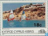 Timbres-poste - Chypre [CYP] - Tourisme Imprimer