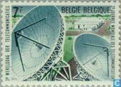 Postage Stamps - Belgium [BEL] - World day of the telecommunications