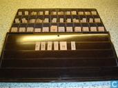 Spielzeug - Buchstabe Box - Letterdoos van Bakeliet