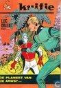 Comics - Doc Silver - De zwarte jager