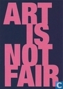 B004501 - Art is not fair